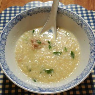 Pressure Cooker Vietnamese Chicken Congee (Cháo Gà)