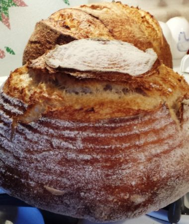 Country Sourdough Bread - Old World Style