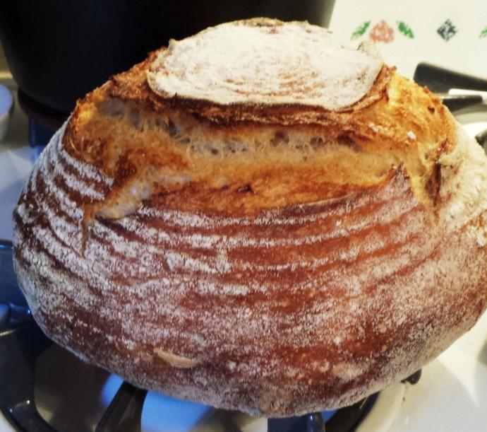 Country Sourdough Bread