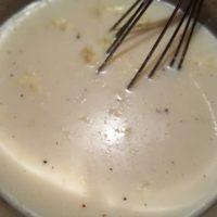 Whisk together Gravy Ingredients