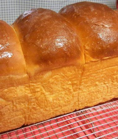 Hokkaido Milk Sandwich Loaf