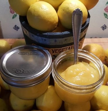 Totally Fool Proof Lemon Curd