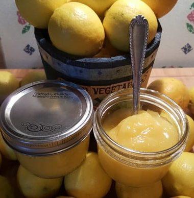 Totally Fool Proof Lemon Curd