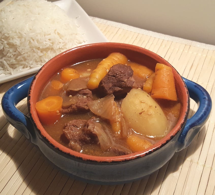 Guinness Instant Pot Irish Beef Stew and Mashed Potatoes Recipe: Celebrate  St Patrick's Day with