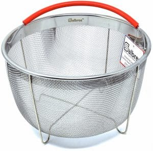 Salbree Steamer Basket (Choose Size)