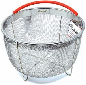 Salbree Steamer Basket (Choose Size)