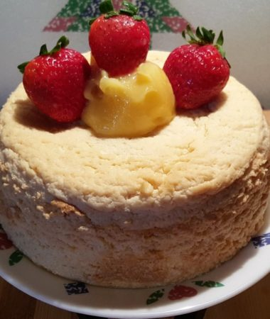 Pressure Cooker Authentic Italian Ricotta Cheesecake