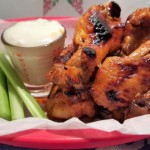 Pressure Cooker Buffalo Hot Wings