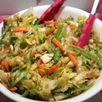 Chinese Asian Coleslaw
