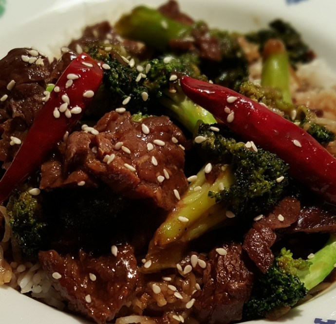 Pressure cooker chinese take out beef and broccoli this old gal pressure cooker chinese take out beef and broccoli forumfinder Images