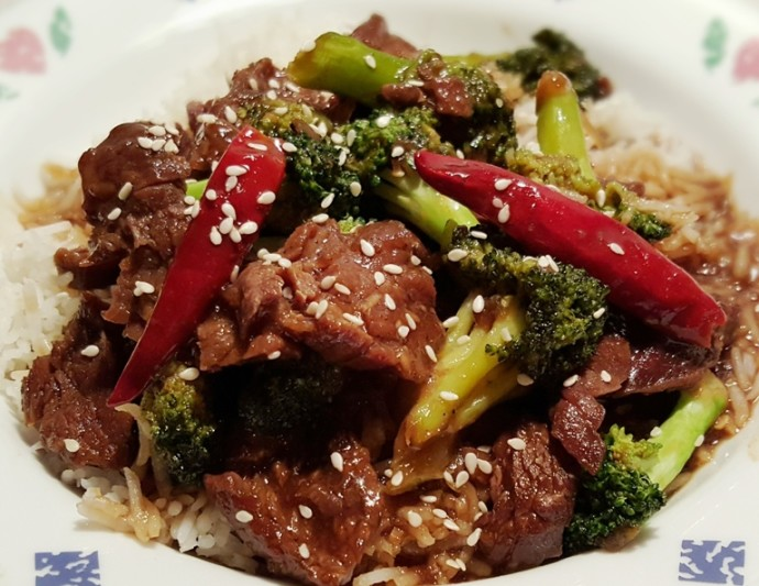 Slow cooker chinese take out beef and broccoli this old gal pressure cooker chinese take out beef and broccoli forumfinder Images