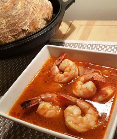 Instant Pot Killer Shrimp [Copycat Restaurant Recipe]