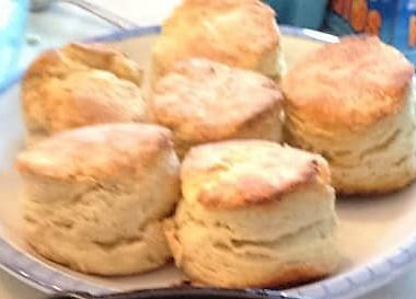 Southern Style Old Fashion Buttermilk Biscuits