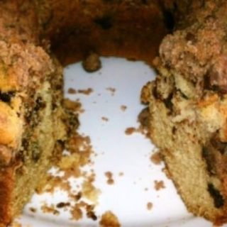The Best Chocolate Chip Coffee Cake Ever