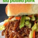 Chinese BBQ Char Siu Pulled Pork