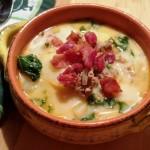 Pressure Cooker Olive Garden Zuppa Toscana (Italian Soup)