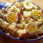 Pressure Cooker Classic Red Bliss Potato Salad