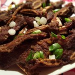Pressure Cooker Kalbi Korean Short Ribs