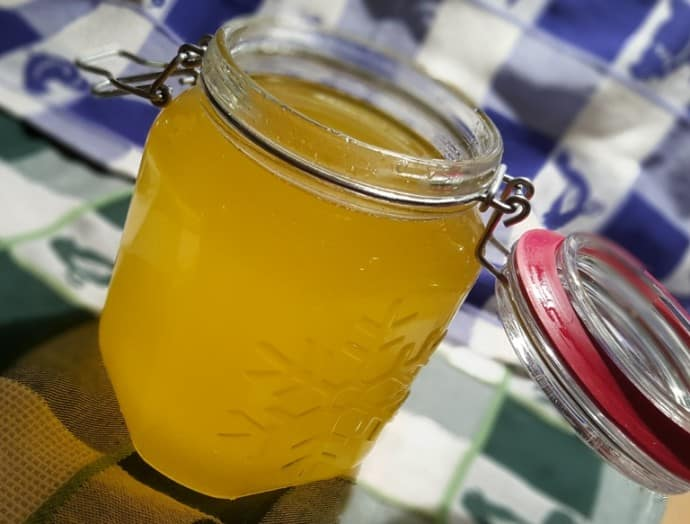 Pressure Slow Cooker Simple Ghee