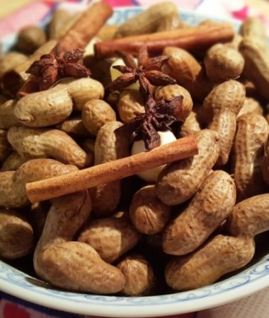 Pressure Cooker Asian Style Chinese Boiled Peanuts