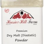 Hoosier Hill Farm Dry Malt (Diastatic) baking Powder