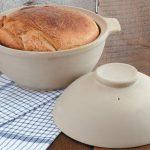 SuperStone 9 x 8 Bread Dome Baker