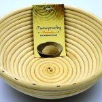 Two 8 inch Round Banneton Baskets