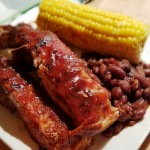 Pressure Cooker Carolina BBQ Spare Ribs