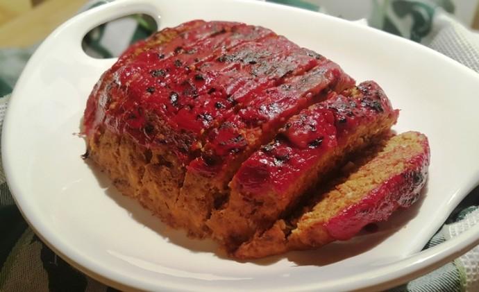 Pressure Cooker Turkey Meatloaf