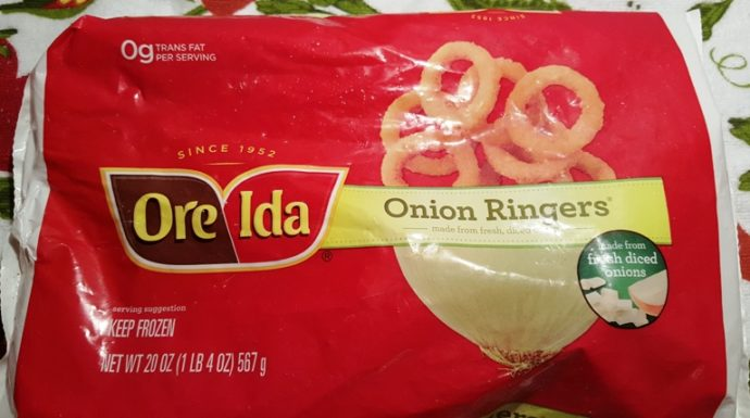 How To Prepare Air Fryer Frozen Onion Rings This Old Gal