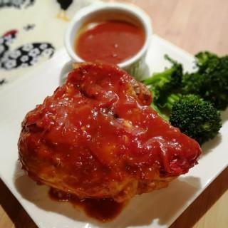 Pressure Cooker Rojo Fiesta Chicken {Instant Pot}