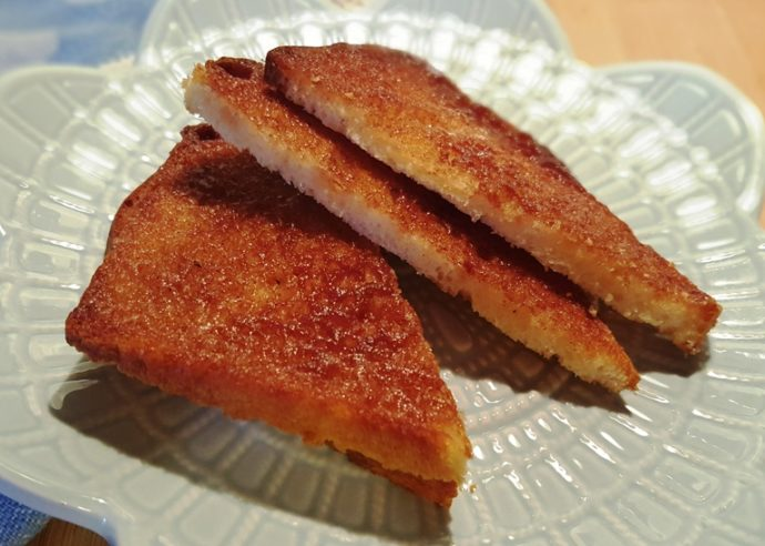 Air Fryer Perfect Cinnamon Toast
