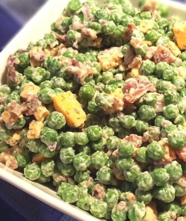 Claim Jumper Salad Bar Green Pea Salad