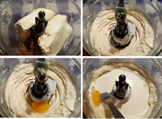 Process the Filling in your Food Processor