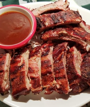 My Favorite Baby Back Ribs Recipe