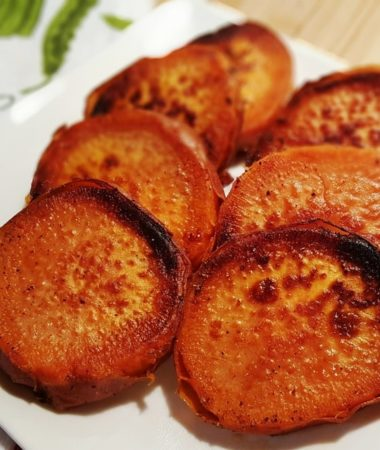 Instant Pot Sweet Potato Medallions