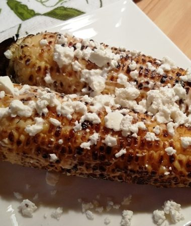 Elote Mexican Corn on the Cob Mexico Street Food