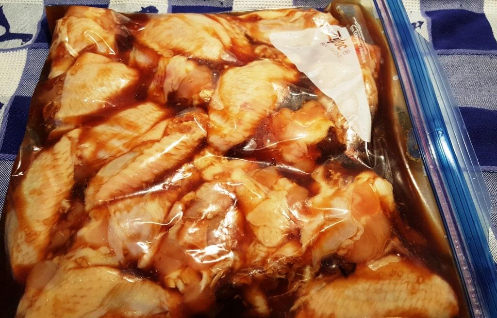 It's always good to marinate chicken