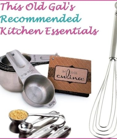 Kitchen Essentials & Gadgets
