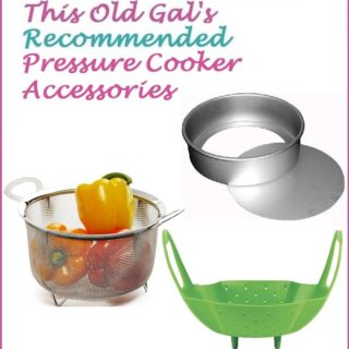 Best & Favorite Pressure Cooker Accessories