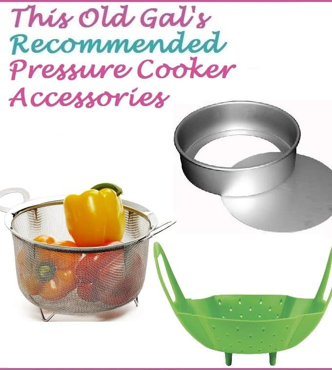 Favorite Pressure Cooker Accessories