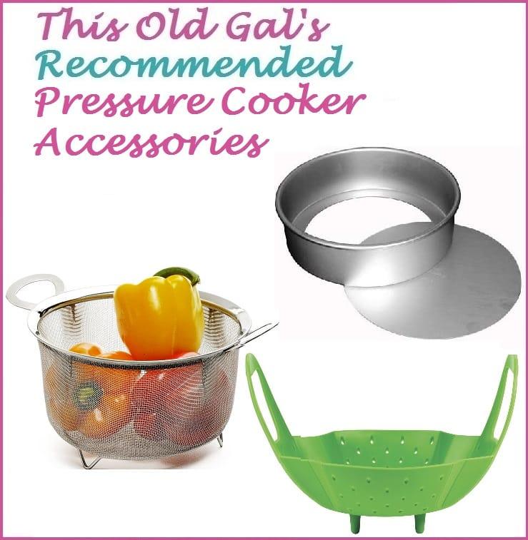 Best Amp Favorite Pressure Cooker Accessories