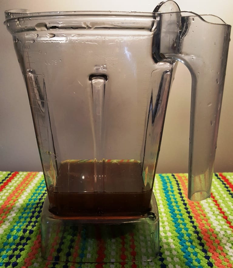Vitamix Simple Syrup
