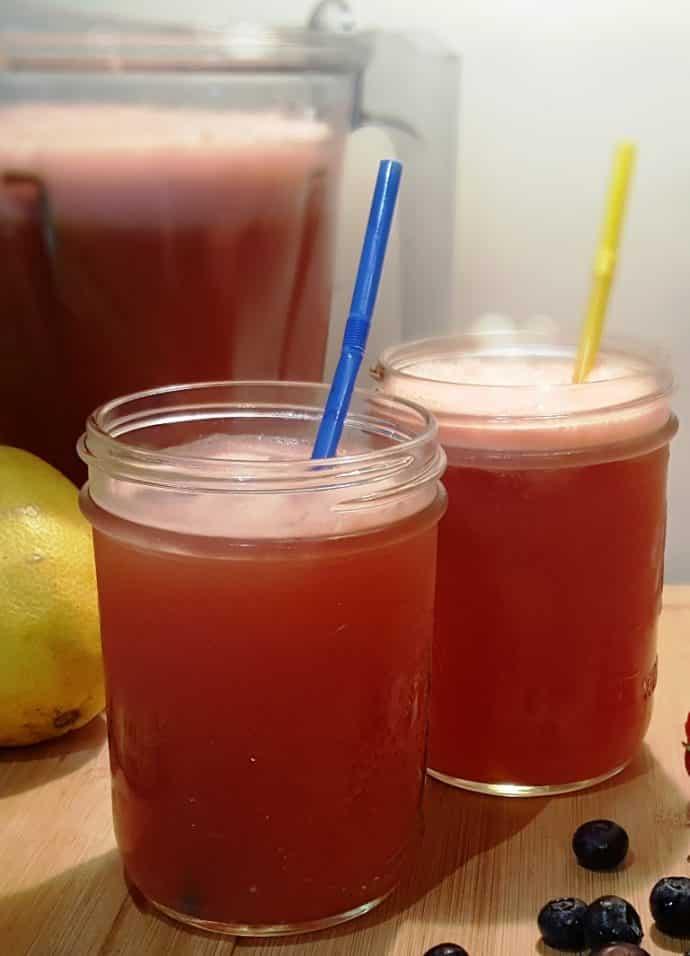 Vitamix Watermelon Lemonade