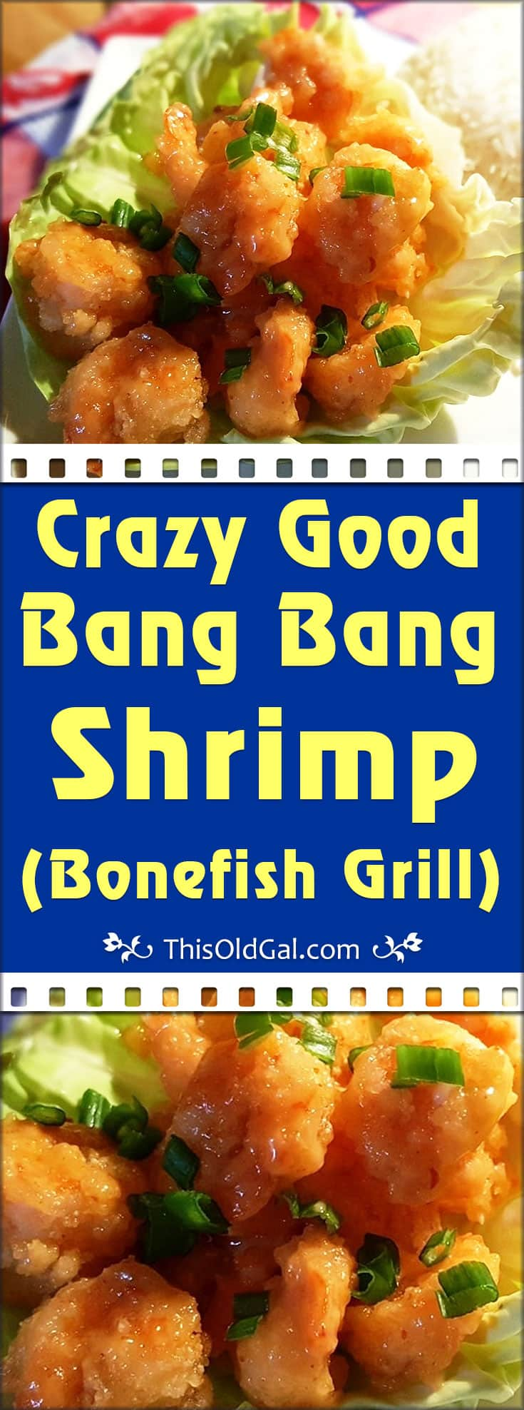 Crazy Good Bang Bang Shrimp (Bonefish Grill)