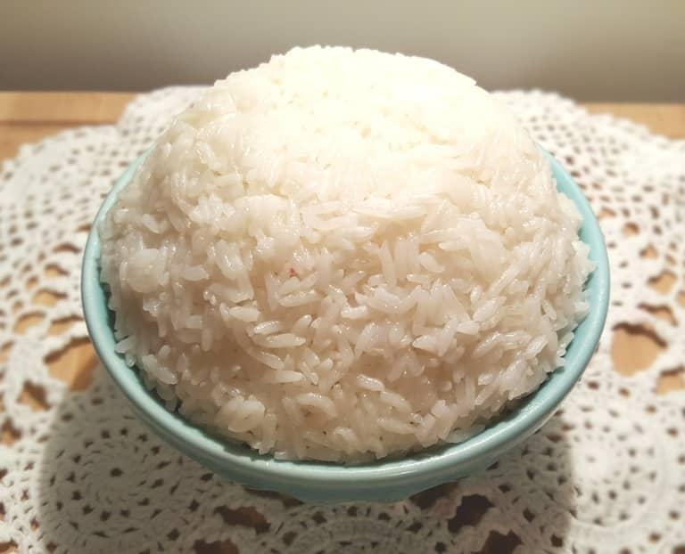Pressure Cooker Ghee Rice