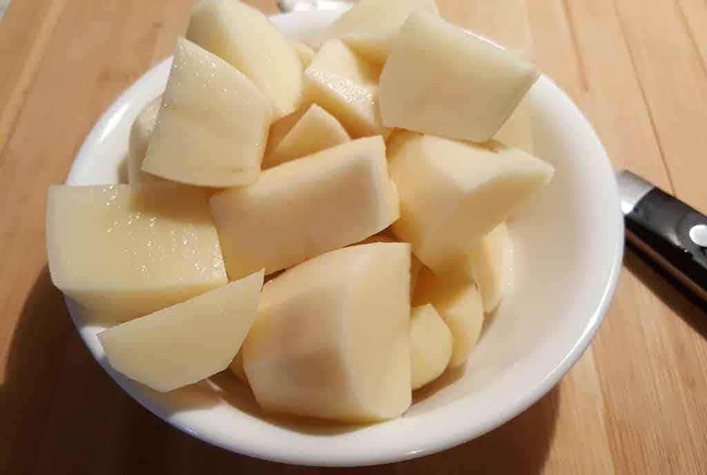 Big Chunks of Potatoes