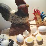 Pressure Cooker Easy Hard Boiled Eggs