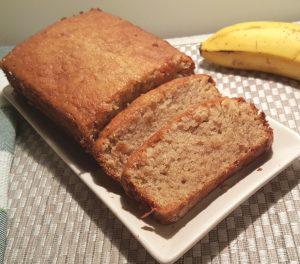 Simply Delicious Buttermilk Banana Bread