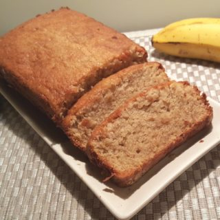 Simply Delicious Buttermilk Banana Bread